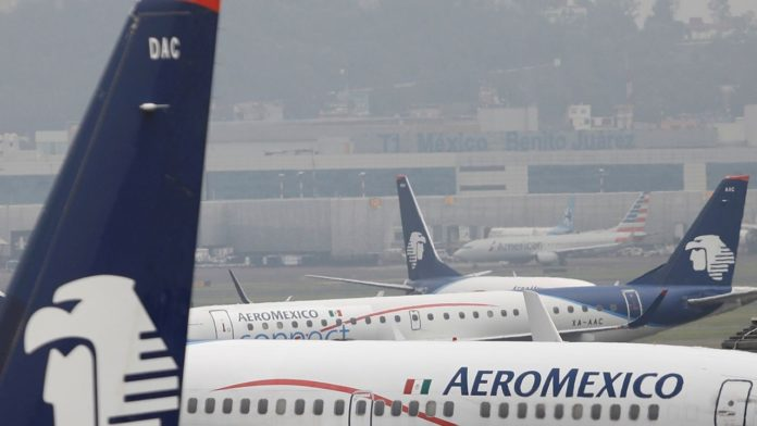 Aeromexico files for bankruptcy as coronavirus slams airlines worldwide