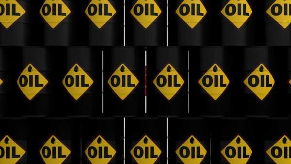 Crude Oil Price Update