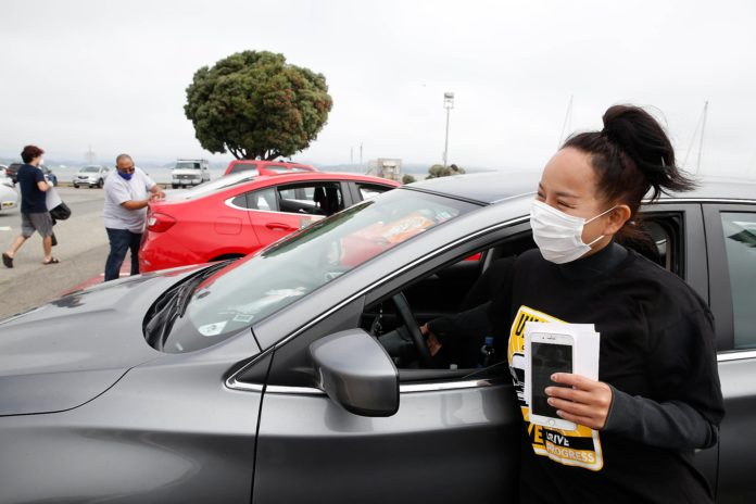 Uber drivers to set own rates in parts of California