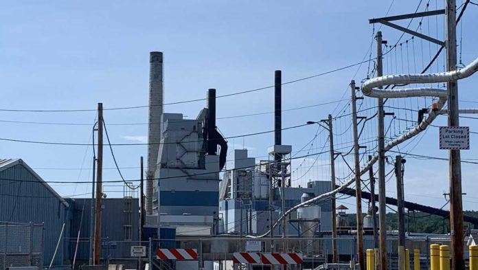 Sappi to lay off dozens of employees at Westbrook mill, shut down paper machine