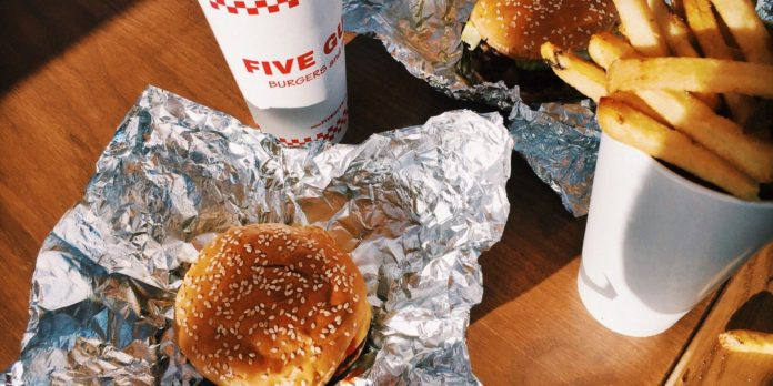 Five Guys says employees who refused to serve police have been fired, suspended