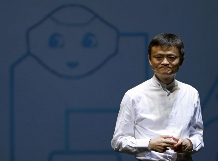Alibaba's Jack Ma sells $9.6 billion worth shares, stake dips to 4.8%: filing