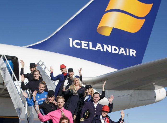 Icelandair Won't Fire All its Flight Attendants and Replace Them With Spare Pilots After All