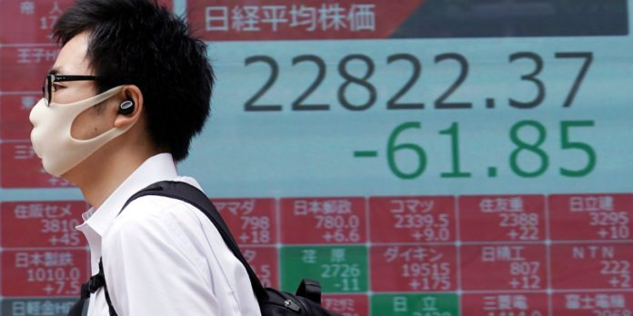 Stock Futures Slip on U.S.-China Tensions