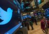 Twitter shares rise on record yearly growth in daily users