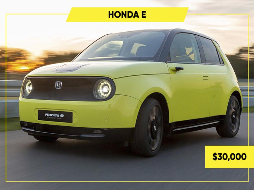 Best Electric Vehicles EV Cars 2020