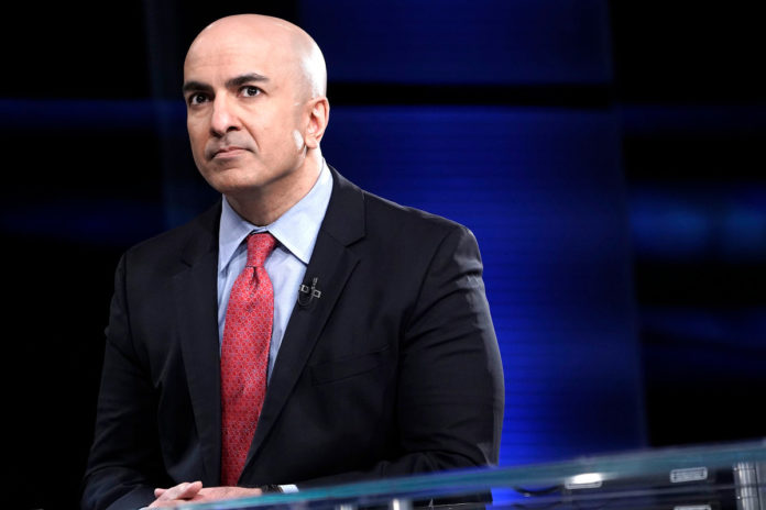 Minneapolis Federal Reserve Bank boss Neel Kashkari: 'Hard' shutdown can save economy