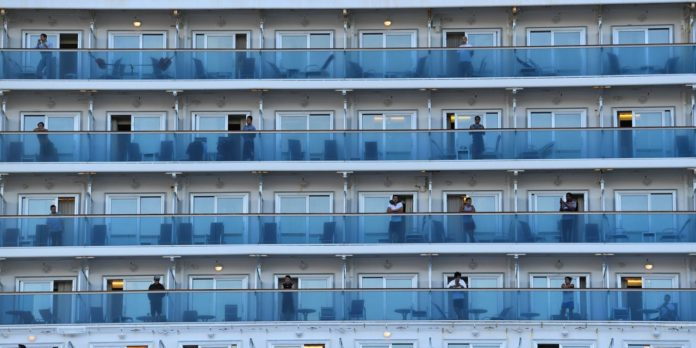 Cruise Ship Owners Left Thousands of Workers Adrift for Months