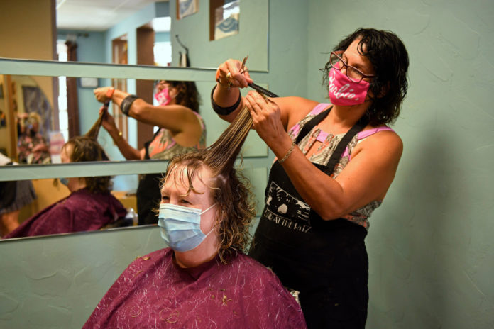 Here's where salons and malls can reopen in the Bay Area starting Monday