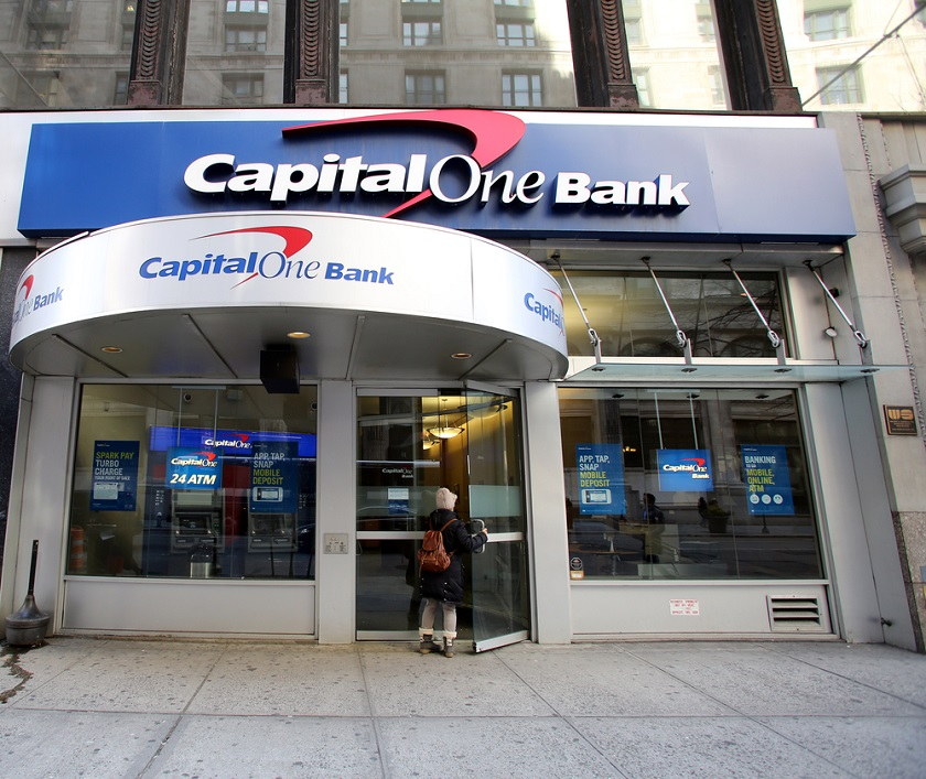 Capital One 2019 Data Breach Fined Penalized