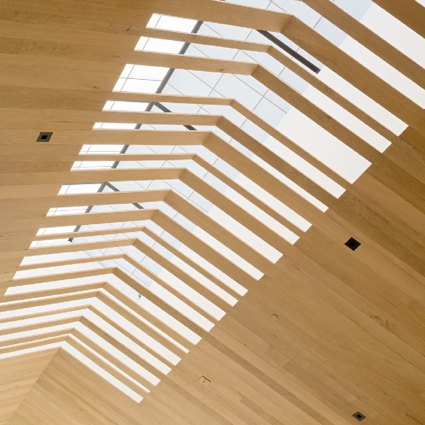 Silver Oak Winery Living Building Sustainability