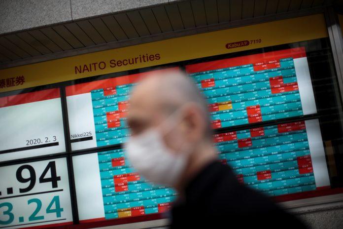 Asia stocks mixed; shares of SMIC in Hong Kong plummet as U.S.-China tech tensions rise