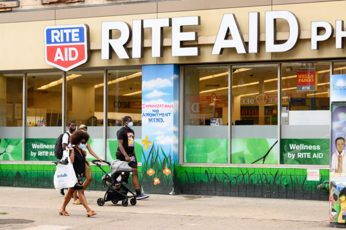 Rite Aid worker fired after asking raging customer to leave for not wearing mask