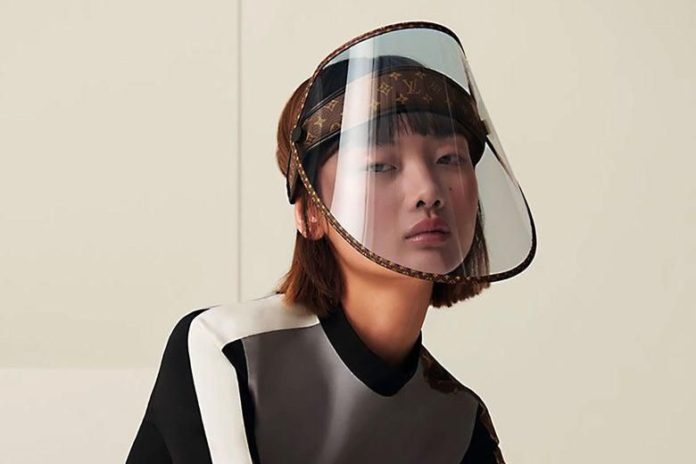 Louis Vuitton Will Sell Luxury Face Shields