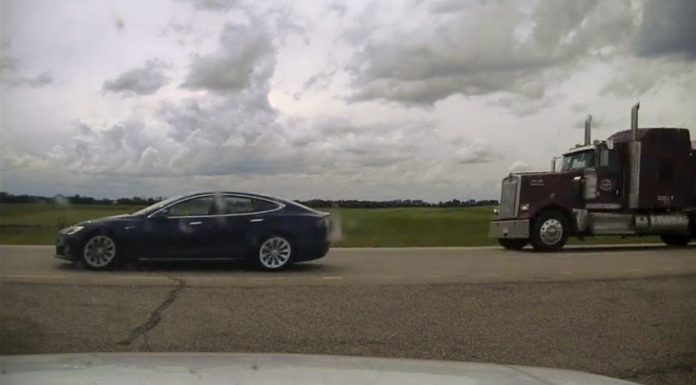 Tesla Model S driver using Autopilot arrested for sleeping while driving 90 mph