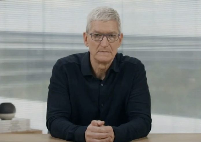 Apple CEO Tim Cook Talks Antitrust Investigation, Trump Relationship, Working From Home and More in…