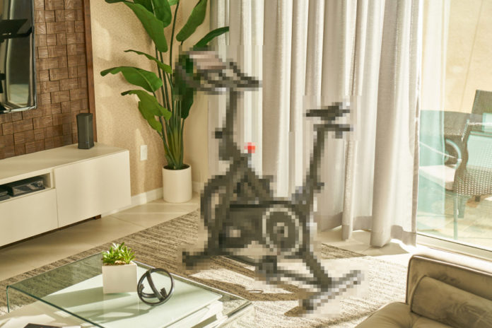 Amazon says it has nothing to do with the Echelon 'Prime Bike'