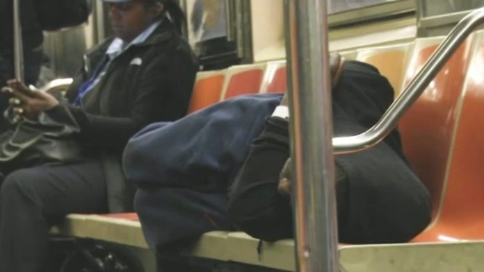 New York City subway riders discovering unpleasant surprises in cars, platforms -TV