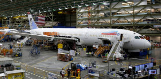 Report: Boeing to move 787 Dreamliner assembly in Everett to South Carolina