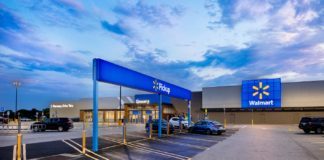 Walmart unveils new store design with self-checkout kiosks, contactless options rolling out to Supercenters