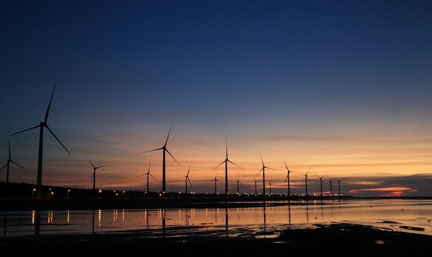 Floating Wind Farms Turbines