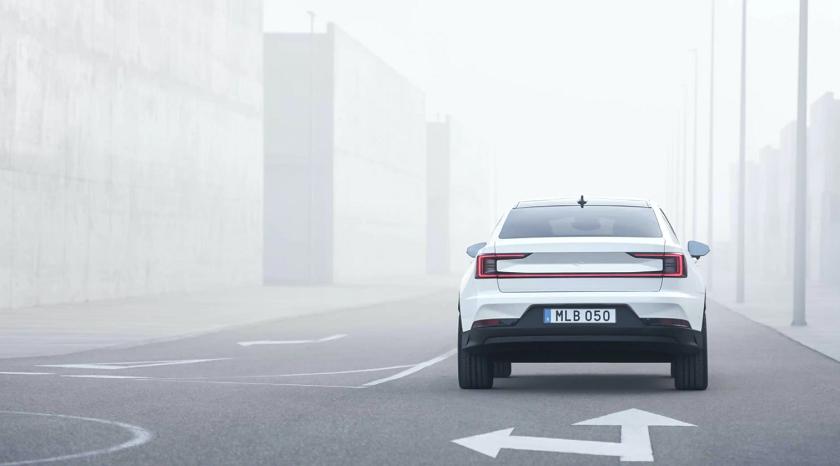 Polestar Percept EV Electric Vehicle