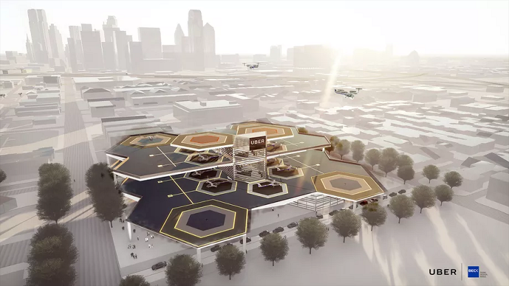 Xpeng air taxis flying taxis