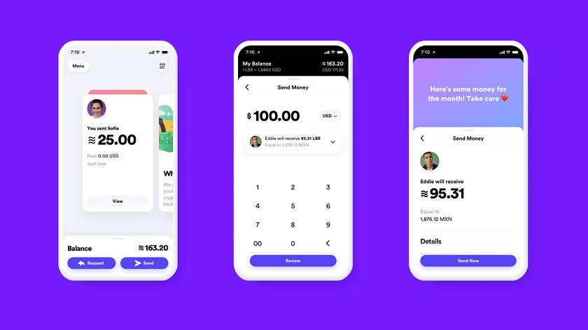 Facebook Cryptocurrency Libra Coin Novi Digital Wallet January 2021