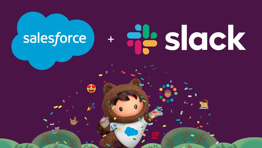 Salesforce acquires Slack for $27.7 billion Biggest Acquisition