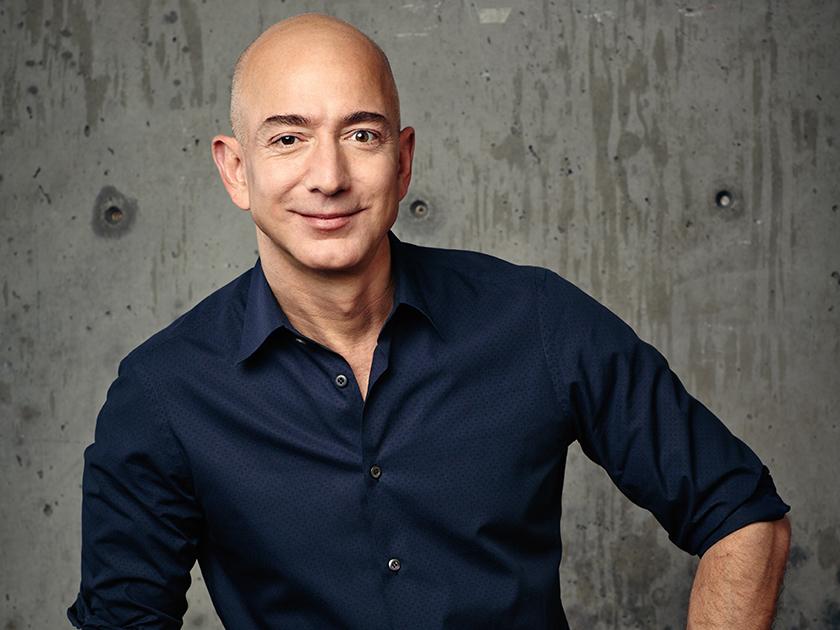 Jeff Bezos Tech Leaders