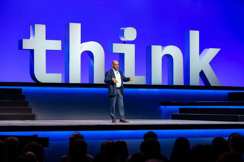 IBM Q1 2021 Earnings Revenue Arvind Krishna CEO