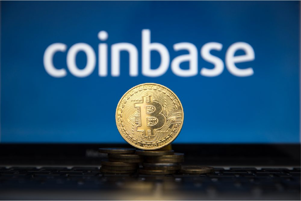 Coinbase has been issued with a notice from SEC